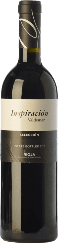 14,95 € Free Shipping | Red wine Valdemar Inspiración Crianza D.O.Ca. Rioja The Rioja Spain Tempranillo, Graciano, Maturana Tinta Bottle 75 cl