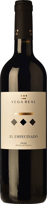 9,95 € Free Shipping | Red wine Vega Real Crianza D.O. Ribera del Duero Castilla y León Spain Tempranillo Bottle 75 cl