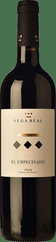 9,95 € 免费送货 | 红酒 Vega Real Crianza D.O. Ribera del Duero 卡斯蒂利亚莱昂 西班牙 Tempranillo 瓶子 75 cl