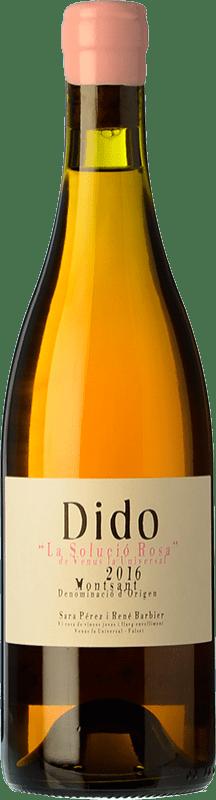 18,95 € Free Shipping | Rosé wine Venus La Universal Dido La Solució Rosa D.O. Montsant Catalonia Spain Syrah, Grenache, Carignan, Grenache Grey, Macabeo Bottle 75 cl