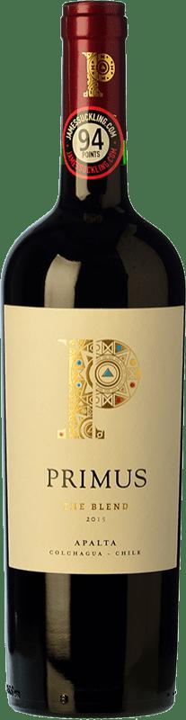 14,95 € Envoi gratuit   Vin rouge Veramonte Primus The Blend Crianza I.G. Valle de Colchagua Vallée de Colchagua Chili Merlot, Cabernet Sauvignon, Cabernet Franc, Petit Verdot, Carmenère Bouteille 75 cl
