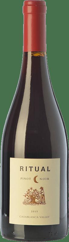 14,95 € Envoi gratuit   Vin rouge Veramonte Ritual Crianza I.G. Valle de Casablanca Vallée de Casablanca Chili Pinot Noir Bouteille 75 cl