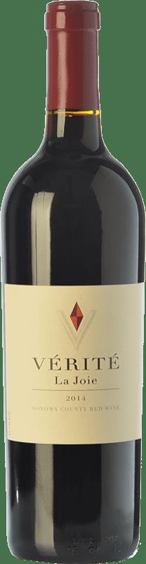 419,95 € | Red wine Vérité La Joie Crianza I.G. Sonoma Coast Sonoma Coast United States Merlot, Cabernet Sauvignon, Cabernet Franc, Petit Verdot Bottle 75 cl