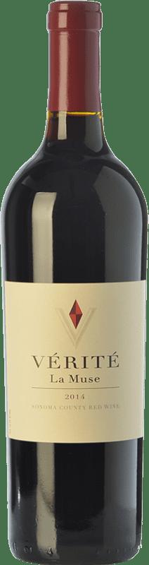 436,95 € | Red wine Vérité La Muse Crianza I.G. Sonoma Coast Sonoma Coast United States Merlot, Cabernet Franc, Malbec Bottle 75 cl