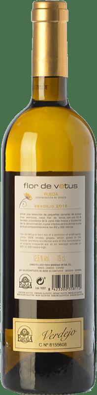 6,95 € Free Shipping   White wine Vetus Flor de Vetus D.O. Rueda Castilla y León Spain Verdejo Bottle 75 cl