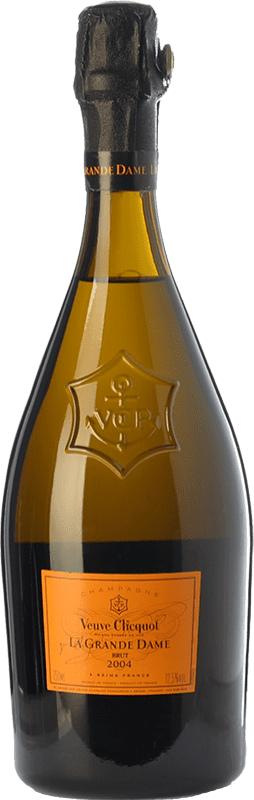 127,95 € | White sparkling Veuve Clicquot La Grande Dame 2006 A.O.C. Champagne Champagne France Pinot Black, Chardonnay Bottle 75 cl