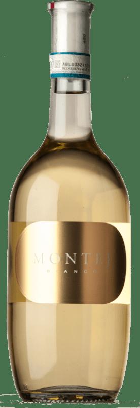 9,95 € | White wine Villa Sparina Montej Bianco D.O.C. Monferrato Piemonte Italy Chardonnay, Sauvignon Bottle 75 cl