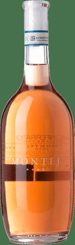 11,95 € | Rosé wine Villa Sparina Montej Rosato D.O.C. Monferrato Piemonte Italy Dolcetto, Barbera Bottle 75 cl