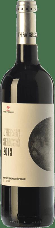 12,95 € | Red wine Vinyes d'en Gabriel L'Heravi Selecció Joven D.O. Montsant Catalonia Spain Syrah, Carignan Bottle 75 cl