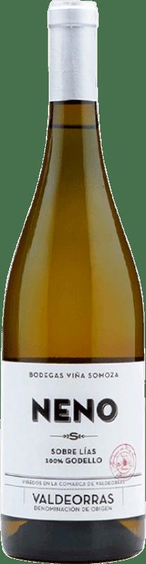 14,95 € | White wine Viña Somoza Neno D.O. Valdeorras Galicia Spain Godello Bottle 75 cl