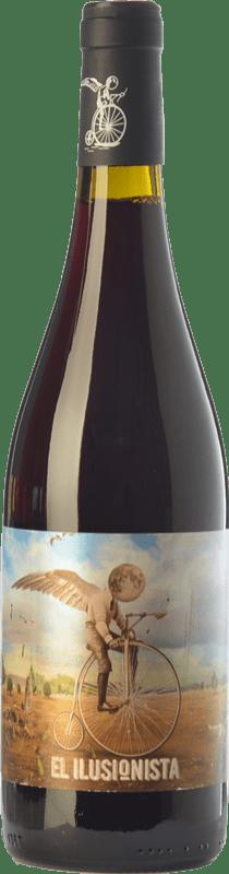 11,95 € Envío gratis | Vino tinto Viñedos de Altura Ilusionista Joven D.O. Ribera del Duero Castilla y León España Tempranillo Botella 75 cl
