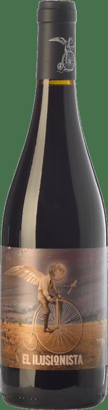 13,95 € Envío gratis | Vino tinto Viñedos de Altura Ilusionista Crianza D.O. Ribera del Duero Castilla y León España Tempranillo Botella 75 cl