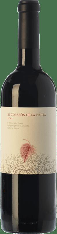 19,95 € Free Shipping | Red wine Virgen de la Asunción El Corazón de la Tierra Crianza D.O. Ribera del Duero Castilla y León Spain Tempranillo Bottle 75 cl