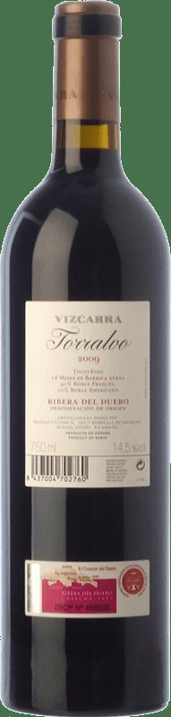 41,95 € Free Shipping   Red wine Vizcarra Torralvo Crianza D.O. Ribera del Duero Castilla y León Spain Tempranillo Bottle 75 cl