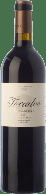 97,95 € Envoi gratuit | Vin rouge Vizcarra Torralvo Crianza D.O. Ribera del Duero Castille et Leon Espagne Tempranillo Bouteille Magnum 1,5 L