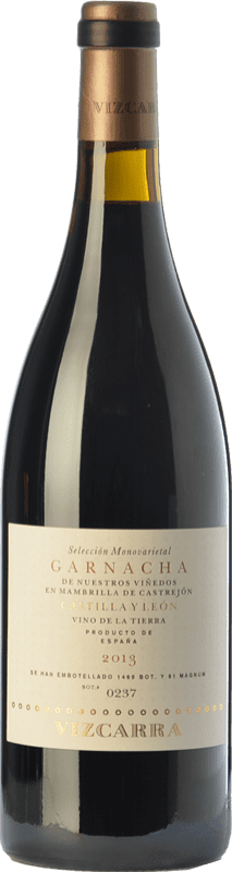 59,95 €   Vino rosso Vizcarra Crianza I.G.P. Vino de la Tierra de Castilla y León Castilla y León Spagna Grenache Bottiglia Magnum 1,5 L