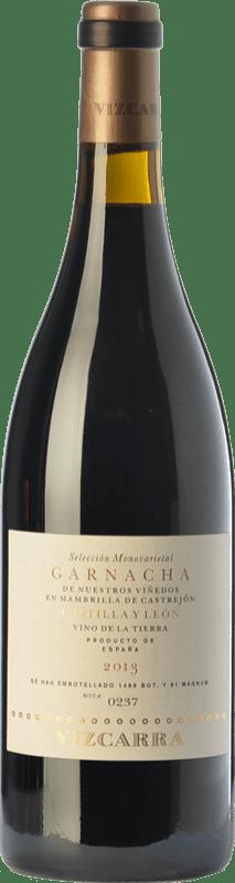 59,95 € Envío gratis | Vino tinto Vizcarra Crianza I.G.P. Vino de la Tierra de Castilla y León Castilla y León España Garnacha Botella Mágnum 1,5 L