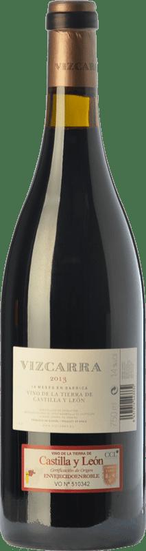 28,95 € Free Shipping | Red wine Vizcarra Crianza I.G.P. Vino de la Tierra de Castilla y León Castilla y León Spain Grenache Magnum Bottle 1,5 L