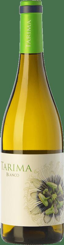 6,95 € Envío gratis | Vino blanco Volver Tarima Joven D.O. Alicante Comunidad Valenciana España Moscatel de Alejandría, Macabeo, Merseguera Botella 75 cl
