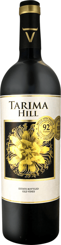 12,95 € Free Shipping | Red wine Volver Tarima Hill Crianza D.O. Alicante Valencian Community Spain Monastrell Bottle 75 cl