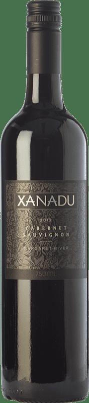22,95 € Free Shipping | Red wine Xanadu Estate Cabernet Sauvignon Crianza I.G. Margaret River Margaret River Australia Cabernet Sauvignon, Malbec, Petit Verdot Bottle 75 cl