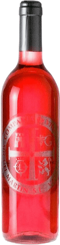4,95 € Spedizione Gratuita   Vino rosato Thesaurus Cosechero Joven Spagna Tempranillo Bottiglia 75 cl