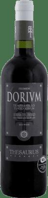6,95 € Kostenloser Versand   Rotwein Thesaurus Flumen Dorium Roble D.O. Ribera del Duero Kastilien und León Spanien Tempranillo Halbe Flasche 50 cl