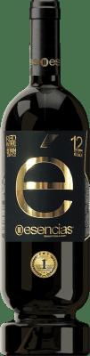 21,95 € Envío gratis | Vino tinto Esencias «é» Premium Edition 12 Meses Crianza 2012 I.G.P. Vino de la Tierra de Castilla y León Castilla y León España Tempranillo Botella 75 cl