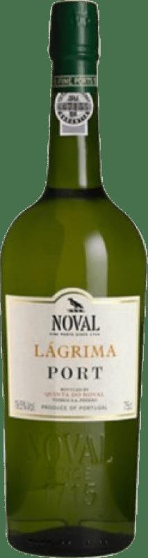 17,95 € Free Shipping | Fortified wine Quinta do Noval Lágrima I.G. Porto Porto Portugal Malvasía Bottle 75 cl