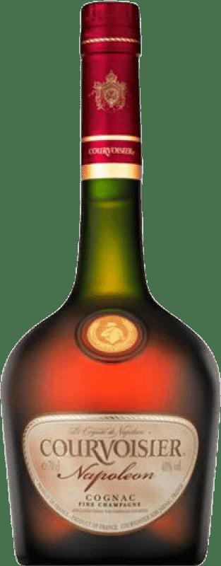 52,95 € Free Shipping | Cognac Courvoisier Napoleón Bottle 70 cl