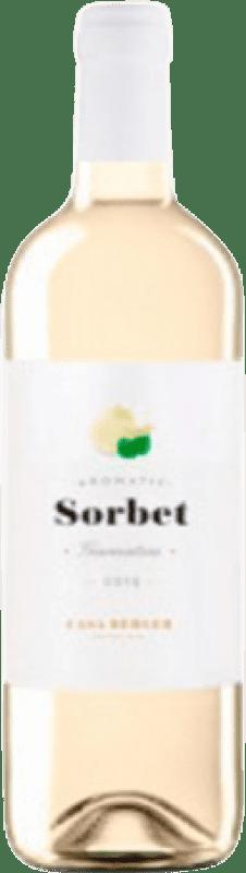 12,95 € Free Shipping   White wine Martí Serdà Sorbet Blanco D.O. Penedès Catalonia Spain Grenache Magnum Bottle 1,5 L