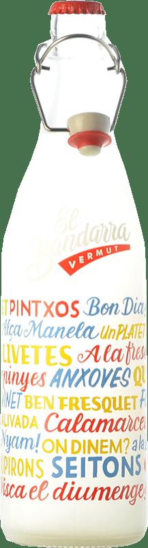 9,95 € Free Shipping   Vermouth Martí Serdà El Bandarra Blanco Missile Bottle 1 L
