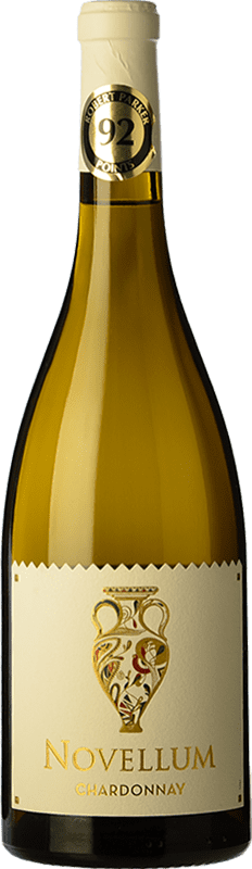 12,95 € Free Shipping | White wine Domaine Lafage Novellum Provence France Chardonnay Bottle 75 cl