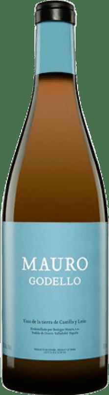 88,95 € Free Shipping   White wine Mauro I.G.P. Vino de la Tierra de Castilla y León Castilla y León Spain Godello Magnum Bottle 1,5 L