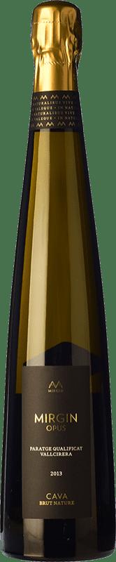 27,95 € Free Shipping | White sparkling Alta Alella Laieta Opus D.O. Cava Spain Xarel·lo, Chardonnay Bottle 75 cl