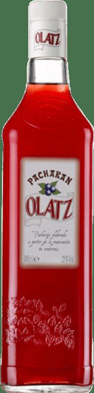 12,95 € Free Shipping | Pacharán Olatz Missile Bottle 1 L