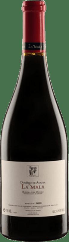 87,95 € Free Shipping | Red wine Dominio de Atauta La Mala 2010 D.O. Ribera del Duero Castilla y León Spain Tempranillo Bottle 75 cl