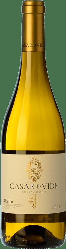 8,95 € Free Shipping | White wine Matarromera Casar de Vide D.O. Ribeiro Galicia Spain Treixadura Bottle 75 cl