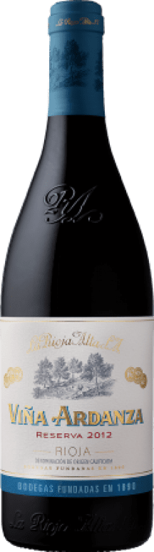 38,95 € 免费送货 | 红酒 Rioja Alta Viña Ardanza Reserva D.O.Ca. Rioja 拉里奥哈 西班牙 Tempranillo, Grenache 瓶子 Magnum 1,5 L