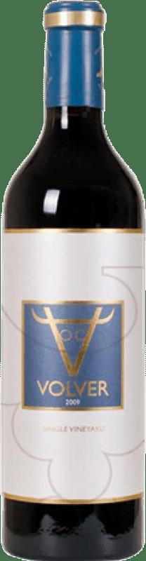 17,95 € Envío gratis | Vino tinto Volver Crianza D.O. La Mancha Castilla la Mancha y Madrid España Tempranillo Botella Mágnum 1,5 L