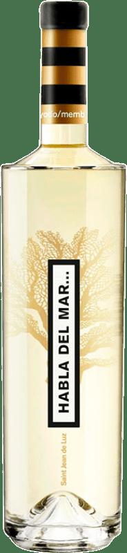 17,95 € | White wine Habla del Mar Joven Otras A.O.C. Francia France Bottle 75 cl