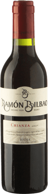 4,95 € | Red wine Ramón Bilbao Crianza D.O.Ca. Rioja The Rioja Spain Tempranillo Half Bottle 37 cl
