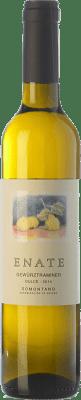 11,95 € Envío gratis | Vino generoso Enate Dulce D.O. Somontano Aragón España Gewürztraminer Media Botella 50 cl