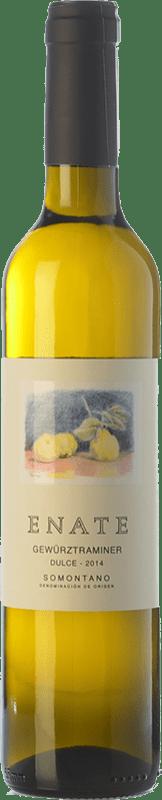 13,95 € Free Shipping   Fortified wine Enate Sweet D.O. Somontano Aragon Spain Gewürztraminer Half Bottle 50 cl