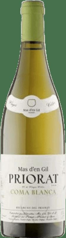 39,95 € Envío gratis | Vino blanco Mas d'en Gil Coma Blanca Crianza D.O.Ca. Priorat Cataluña España Botella 75 cl