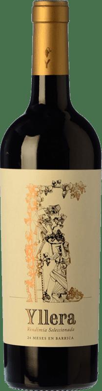 13,95 € Free Shipping | Red wine Yllera Vendimia Seleccionada Reserva I.G.P. Vino de la Tierra de Castilla y León Castilla y León Spain Bottle 75 cl