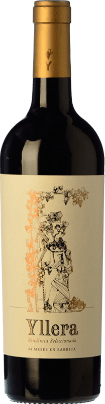 13,95 € Envío gratis | Vino tinto Yllera Vendimia Seleccionada Reserva I.G.P. Vino de la Tierra de Castilla y León Castilla y León España Botella 75 cl