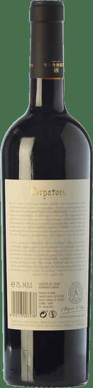 26,95 € Free Shipping   Red wine Torres Purgatori Crianza D.O. Costers del Segre Catalonia Spain Syrah, Grenache, Mazuelo, Carignan Bottle 75 cl