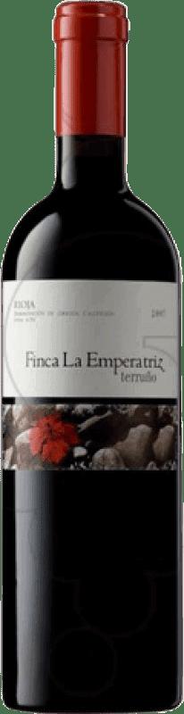 49,95 € 免费送货 | 红酒 Hernáiz Finca La Emperatriz Terruño D.O.Ca. Rioja 拉里奥哈 西班牙 Tempranillo 瓶子 Magnum 1,5 L