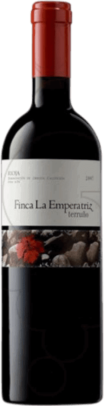 49,95 € Envío gratis | Vino tinto Hernáiz Finca La Emperatriz Terruño D.O.Ca. Rioja La Rioja España Tempranillo Botella Mágnum 1,5 L
